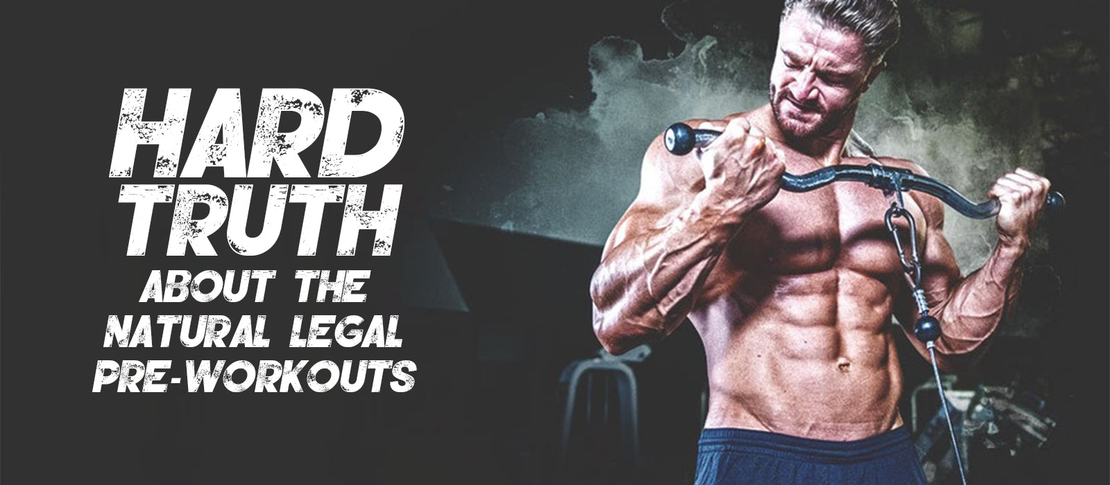 Hard Truth About The Natural Legal Pre-Workouts