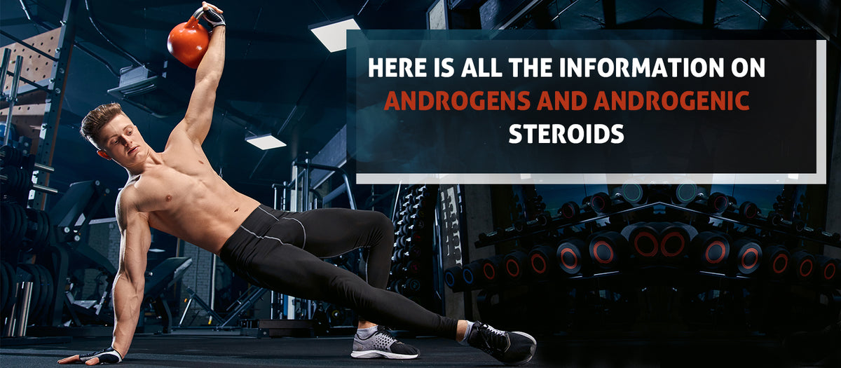 Here Is All The Information On Androgens And Androgenic Steroids