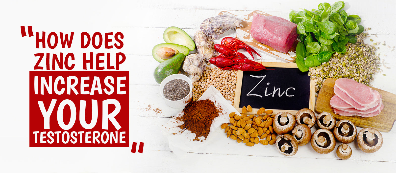 How Does Zinc Help Increase Your Testosterone