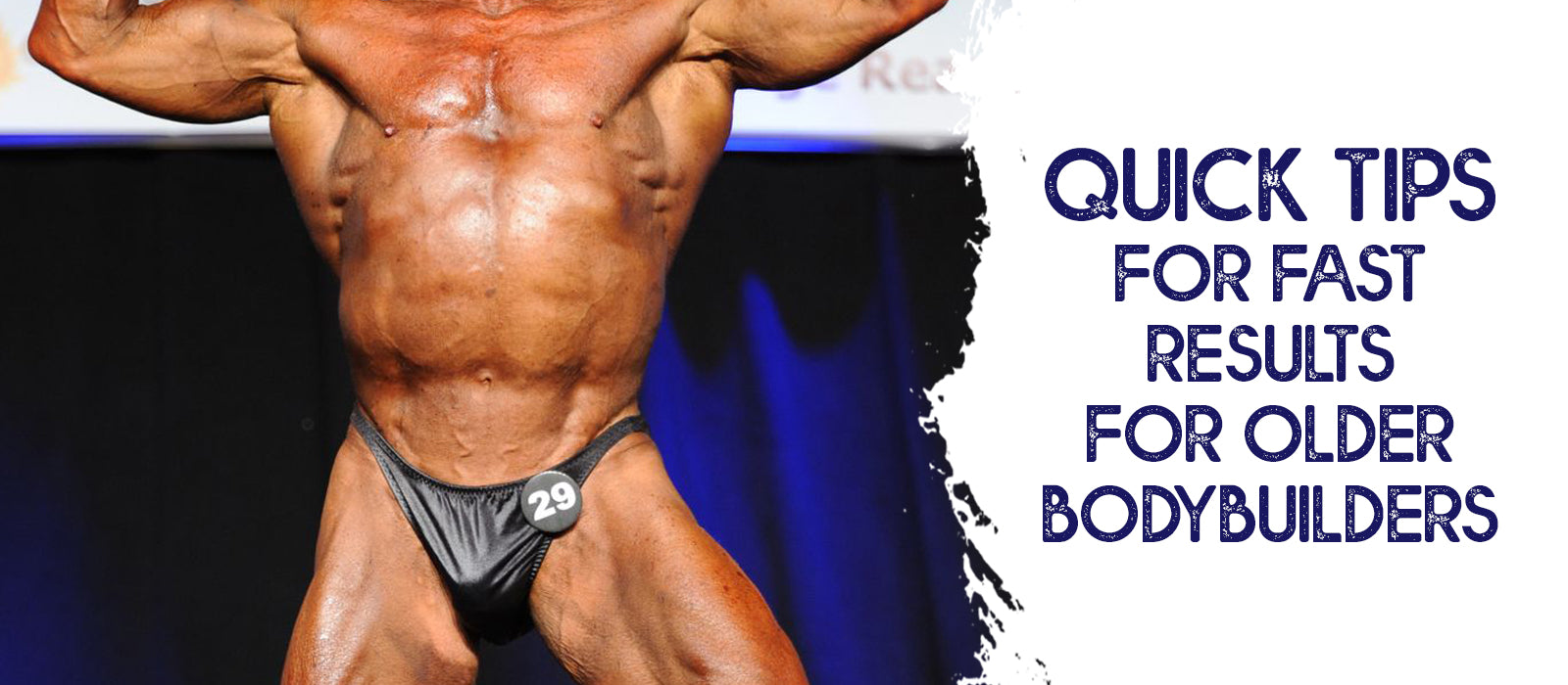 Quick Tips For Fast Results For Older Bodybuilders