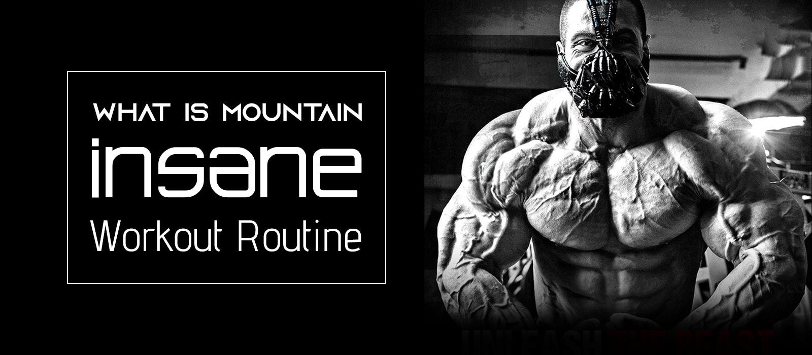 What Is Mountain INSANE Workout Routine