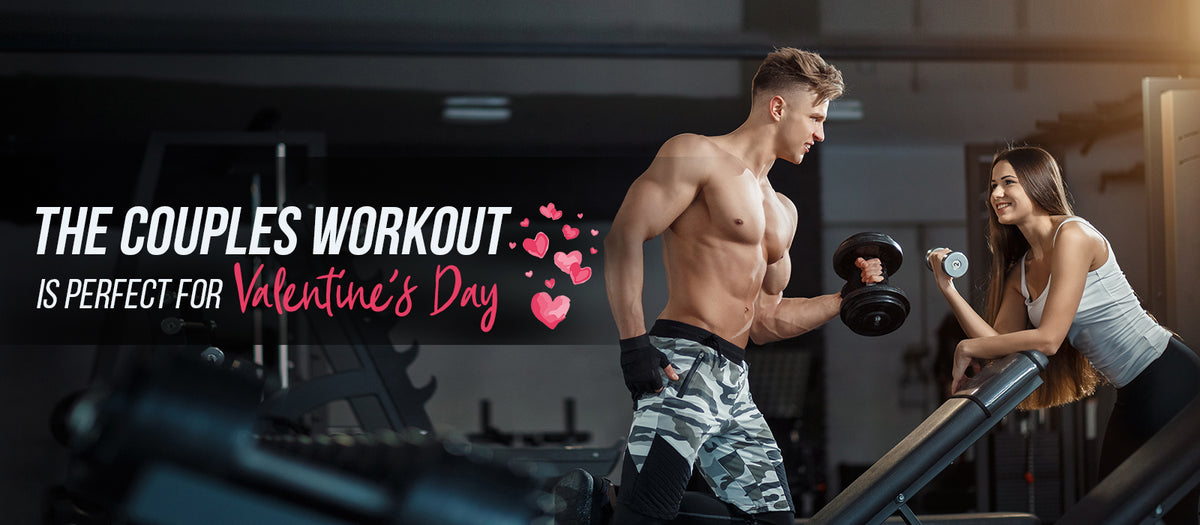 The Couples Workout Is Perfect For Valentine's Day