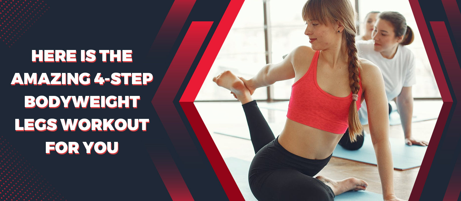 Here Is The Amazing 4-Step Bodyweight Legs Workout For You