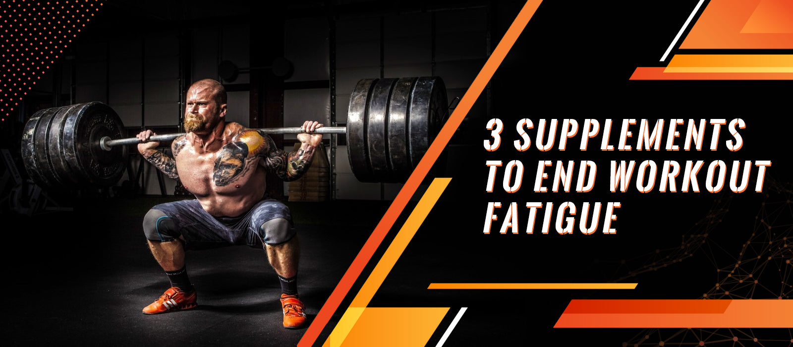 3 Supplements To End Workout Fatigue
