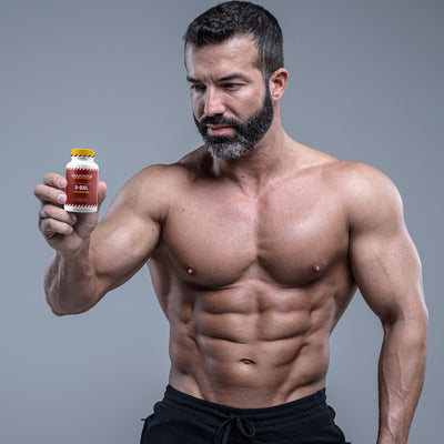 D (Best Supplement for Muscle Gains)