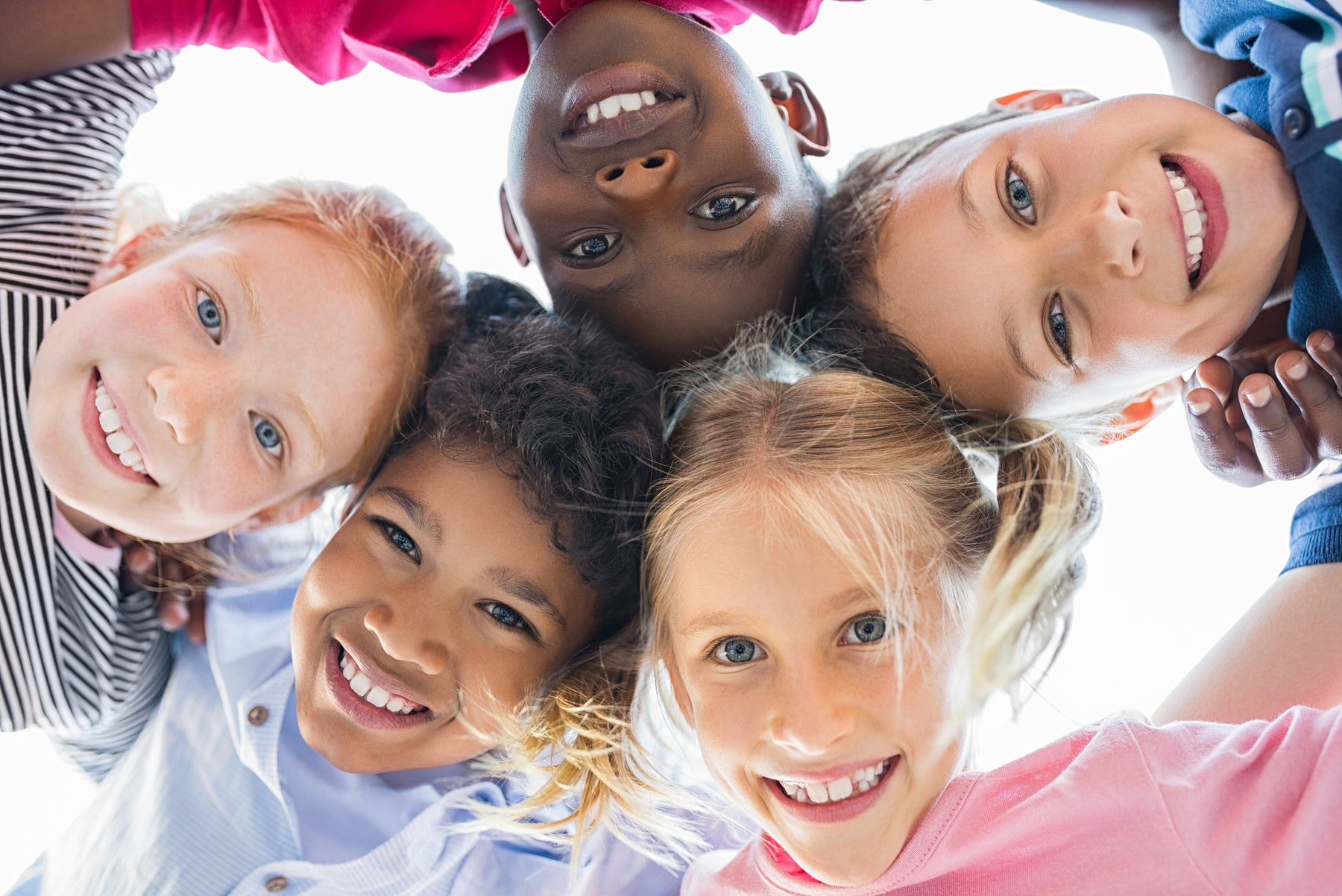 How to develop childhood friendships in your primary school class