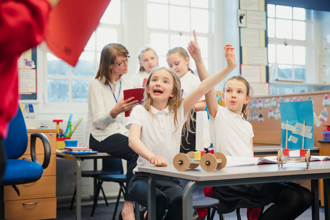 How we designed a primary school curriculum