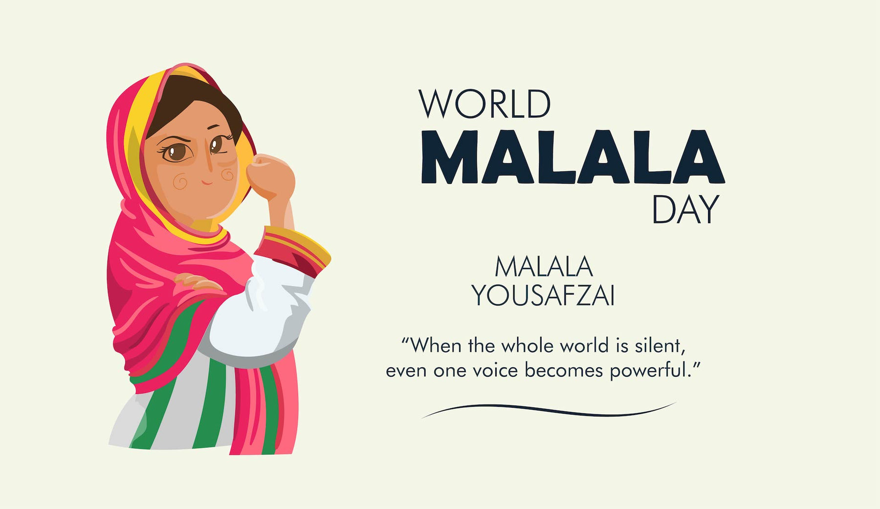 Malala Yousafzai facts for kids
