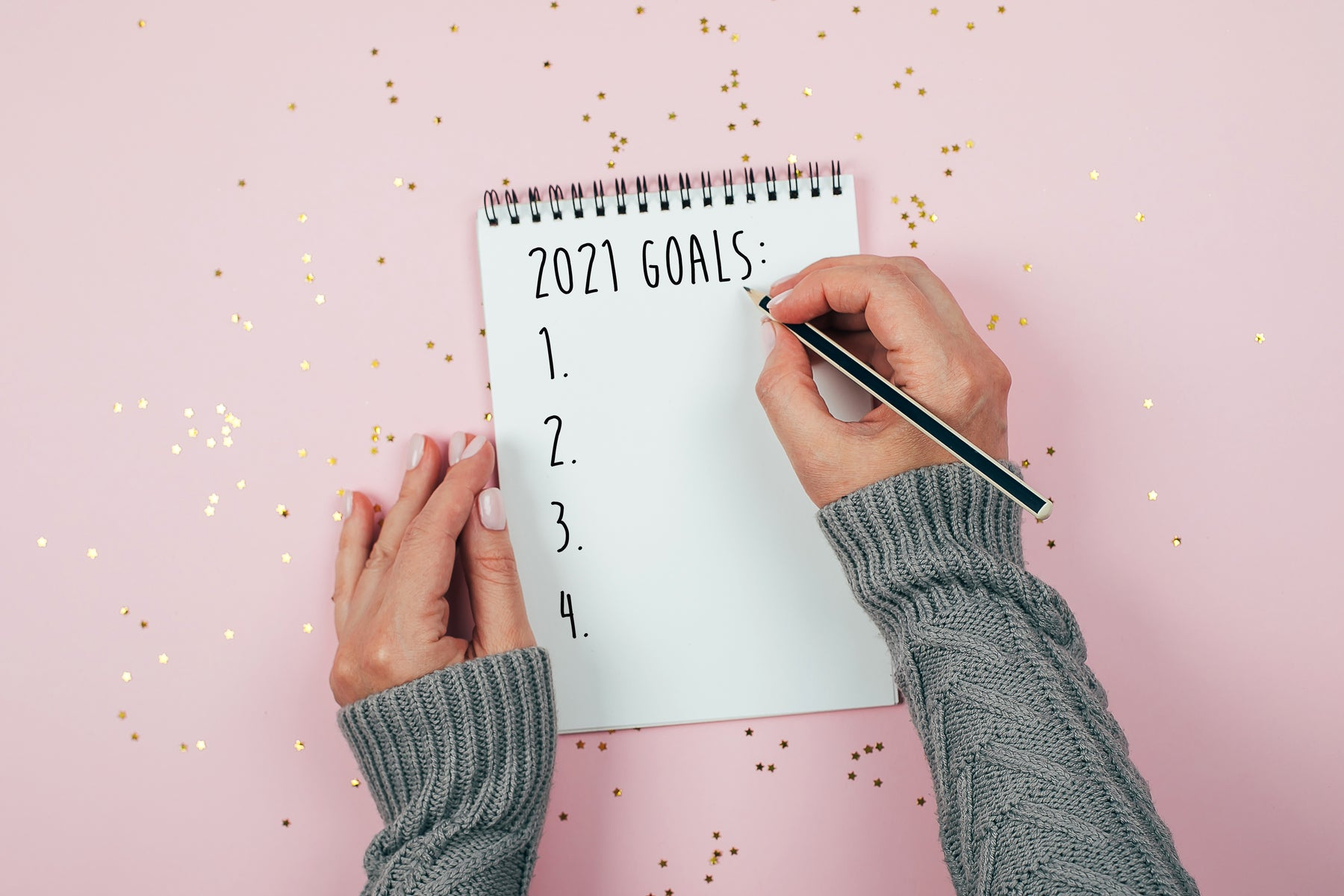 Teacher Advice: New Year Resolutions 2021