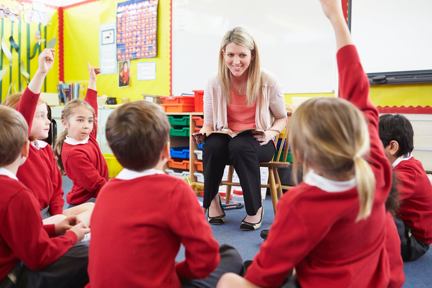 Is a career in primary teaching right for me?
