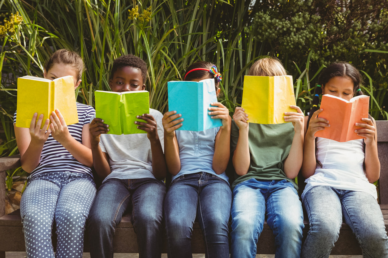 Diversity booklist for classroom reading