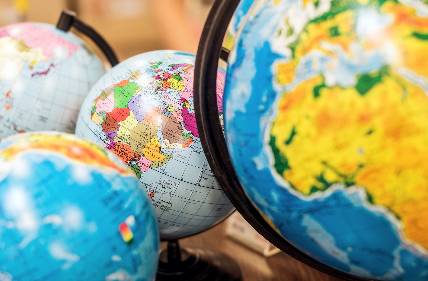 Innovative Ways to Teach the Geography National Curriculum