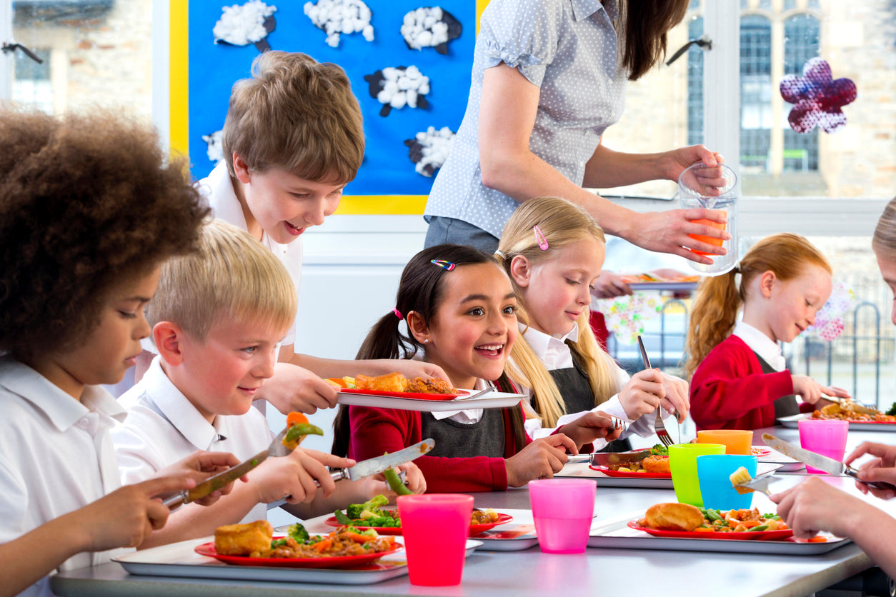 The importance of nutritious and healthy meals in primary schools