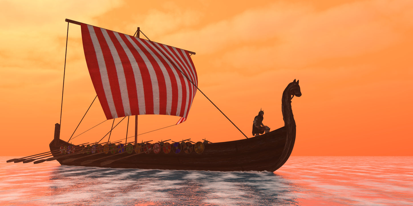 Viking Facts for KS2 Children and Teachers