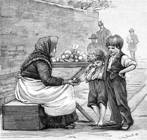 Victorians Facts - Poor Victorian Clothes