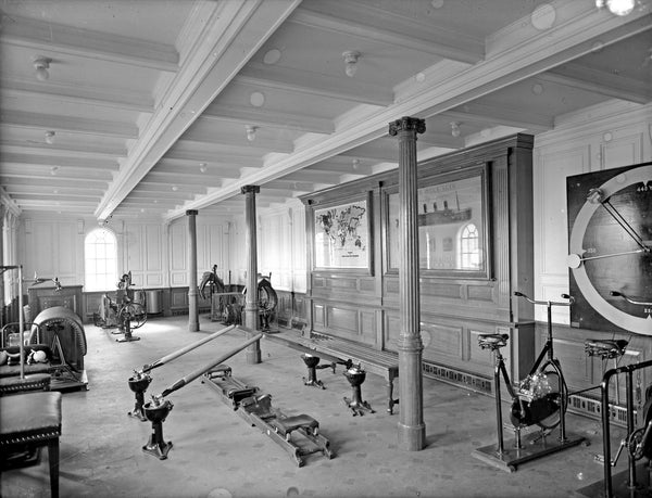 Titanic Facts KS2 - Titanic Gym