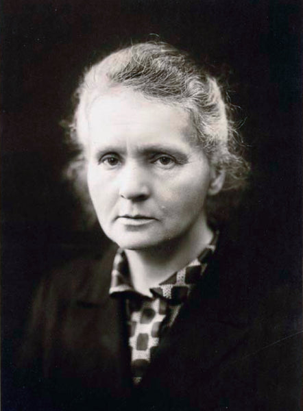 Marie Curie 1867 - 1934