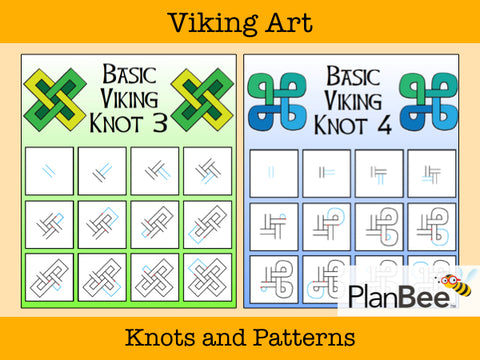 Viking Art | One-Off Art Lessons KS2