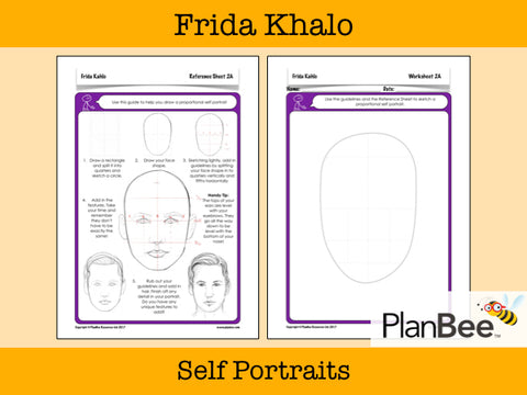 Frida Khalo | One-Off Art Ideas KS2