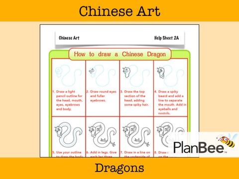 Chinese Art | One-Off Art Ideas KS2