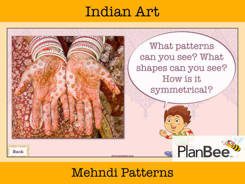 Indian Art | One-Off Art Lessons KS2