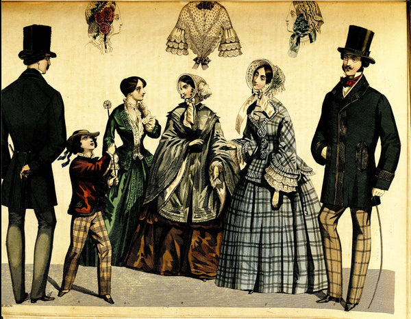 Victorians Facts for KS2 - Victorian Fashion
