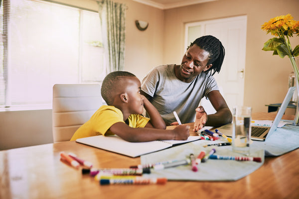 Challenge your child to explain their learning to you