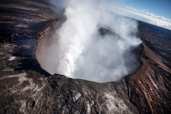 Facts about Volcanoes - Kilauea