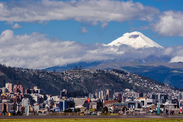 Facts about Volcanoes - Cotopaxi