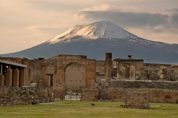 Facts about Volcanoes - Pompeii