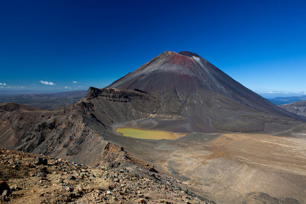 Facts about Volcanoes - Ngauruhoe