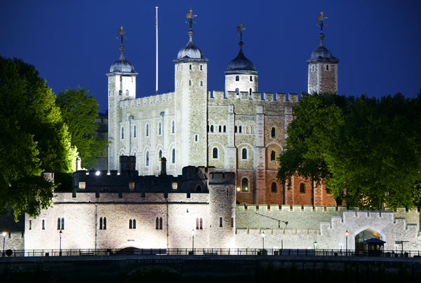 Castle Facts - Tower of London