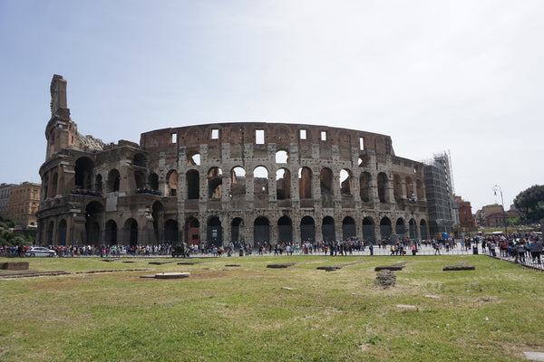 Romans Facts for KS2 - The Collosseum