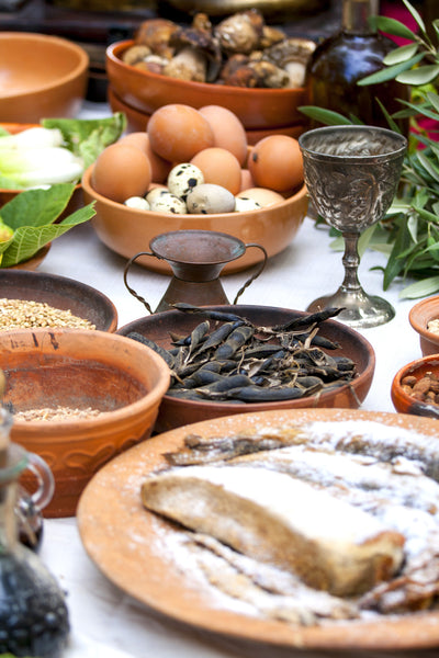 Romans Facts for KS2 - Roman Food