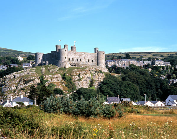 Castle Facts - Harlech Castle