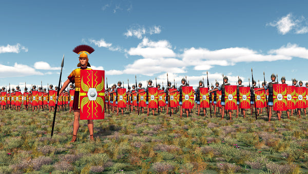 Romans Facts for KS2 - The Roman Army
