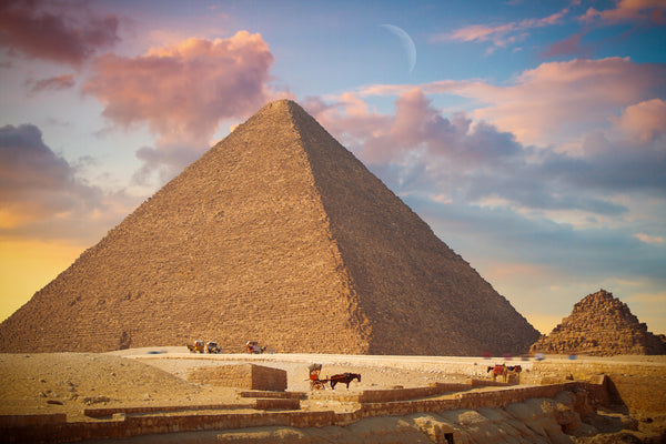 Ancient Egypt Facts for Children - The Pyramids