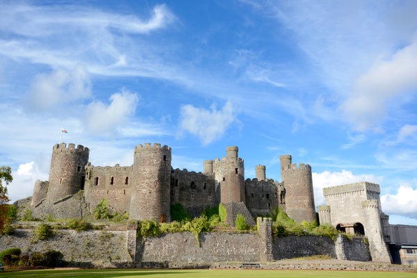 Castle Facts - Conwy Castle