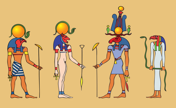 Ancient Egypt Facts for Children - Gods and Goddesses