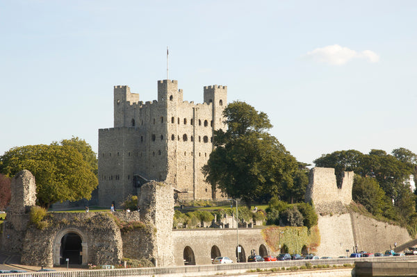 Castle Facts - Rochester Castle