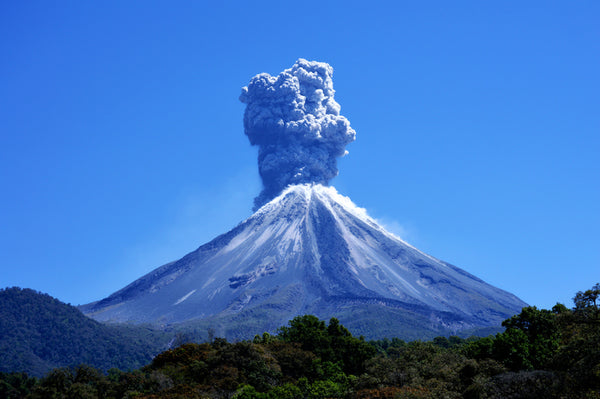 Facts about Volcanoes - Colima