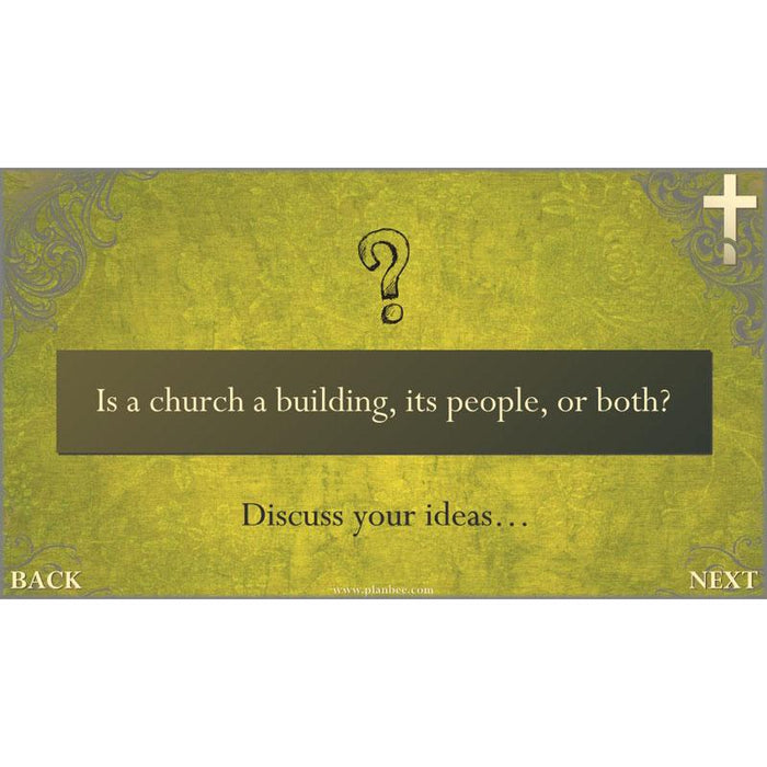 PlanBee What is a Church? - Christian Buildings - KS2 RE Lesson Planning