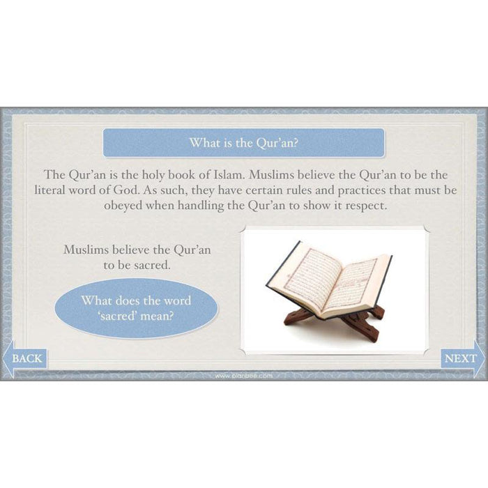 PlanBee What is the Qur'an & why is it important to Muslims?: KS2 Islam Plan