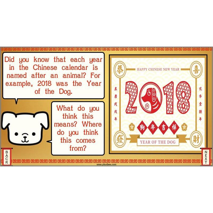PlanBee Chinese New Year - Special Days - KS2 Planning - PlanBee