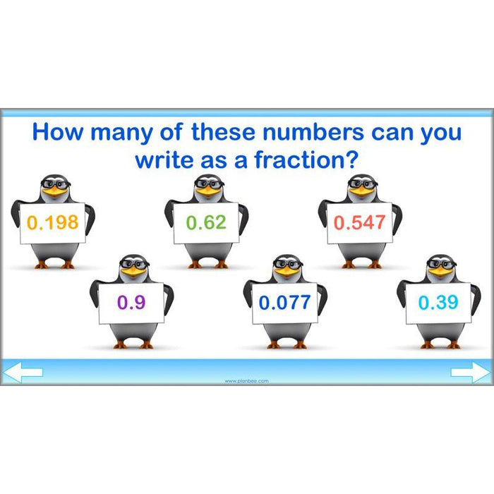 PlanBee Calculating Decimals - Complete Planning - Year 5 Fractions & Decimals