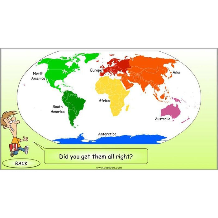 PlanBee Countries of the World: Complete Geography lesson pack Year 3 & Year 4
