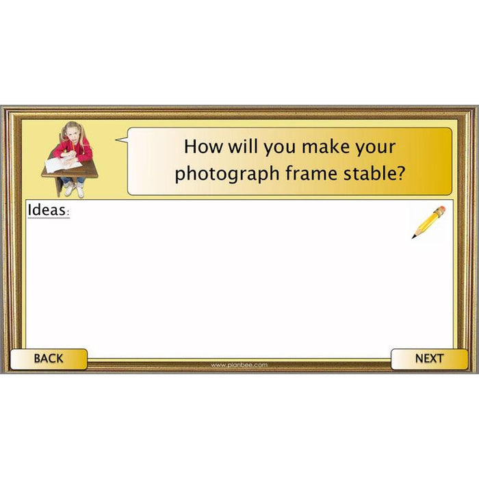 PlanBee Photograph Frames - DT Primary Resources for KS2 from PlanBee