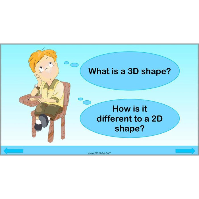 Space and 3D Shape