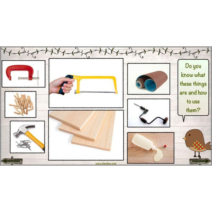 PlanBee Bird House Builders - DT Primary Resources for KS2 Year 6 | PlanBee
