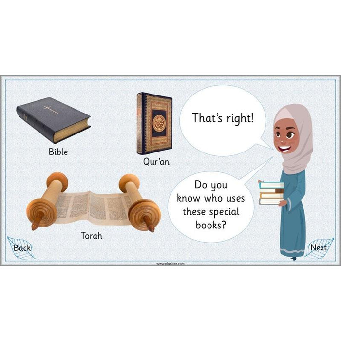 PlanBee Special Objects: World Religions - KS1 Year 1 RE Lesson Planning